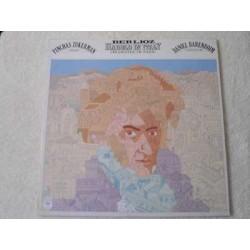 Pinchas Zukerman / Daniel Barenboim - Berlioz - Harold In Italy LP Vinyl Record For Sale