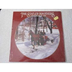 The Statler Brothers - Christmas Card LP Vinyl Record For Sale
