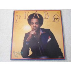 Peabo Bryson - Reaching For The Sky LP Vinyl Record For Sale