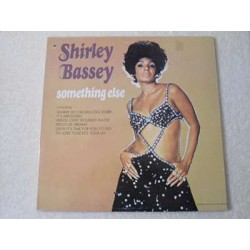 Shirley Bassey - Something Else LP Vinyl Record For Sale