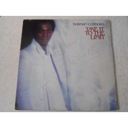 Norman Connors - Take It To The Limit LP Vinyl Record For Sale