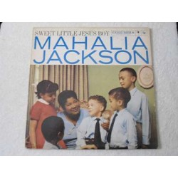 Mahalia Jackson - Sweet Little Jesus Boy LP Vinyl Record For Sale