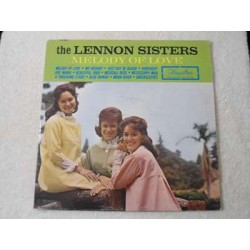 The Lennon Sisters - Melody Of Love LP Vinyl Record For Sale