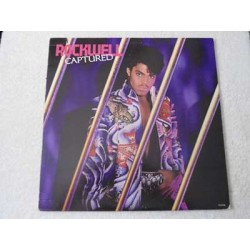 Rockwell - Captured PROMO LP Vinyl Record For Sale