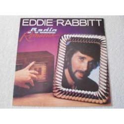 Eddie Rabbitt - Radio Romance LP Vinyl Record For Sale