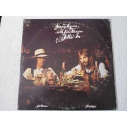 Kenny Loggins With Jim Messina - Sittin' In LP Vinyl Record For Sale