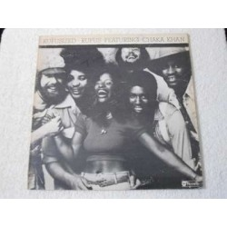 Rufus Featuring Chaka Khan - Rufusized LP Vinyl Record For Sale