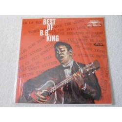 B. B. King - 16 Of The Best Of B. B. King LP Vinyl Record For Sale