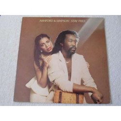 Ashford & Simpson - Stay Free LP Vinyl Record For Sale