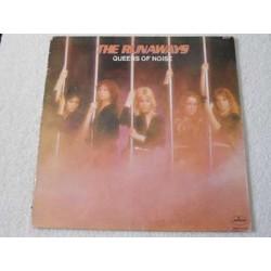 The Runaways - Queens Of Noise LP Vinyl Record For Sale - SUPER RARE RUNOUT MATIX