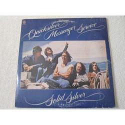 Quicksilver Messenger Service - Solid Silver LP Vinyl Record For Sale