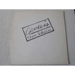 Genesis - Three Sides Live 2xLP Vinyl Record For Sale