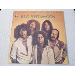 REO Speedwagon - Lost In A Dream LP Vinyl Record For Sale