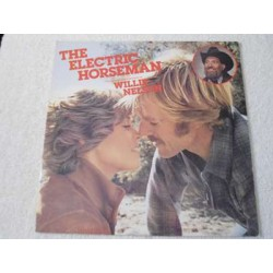 The Electric Horseman Soundtrack - Willie Nelson LP Vinyl Record For Sale