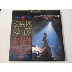 Frank Sinatra - At The Sands LP Vinyl Record For Sale