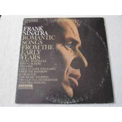 Frank Sinatra - Romantic Songs From The Early Years LP Vinyl Record For Sale