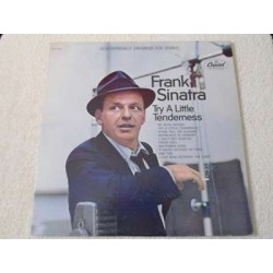 Frank Sinatra - Try A Little Tenderness LP Vinyl Record For Sale