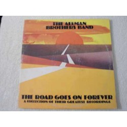 The Allman Brothers Band - The Road Goes On Forever 2xLP Vinyl Record For Sale