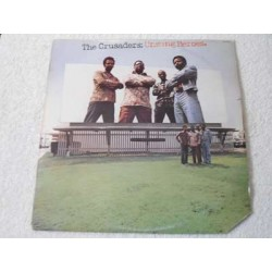 The Crusaders - Unsung Heroes LP Vinyl Record For Sale