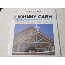 Johnny Cash - Hymns From The Heart LP Vinyl Record For Sale
