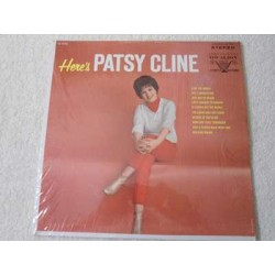 Patsy Cline - Here's Patsy Cline LP Vinyl Record For Sale