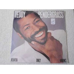 Teddy Pendergrass - Heaven Only Knows LP Vinyl Record For Sale