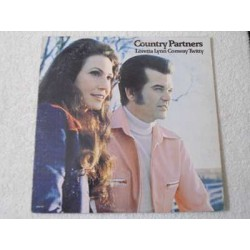 Loretta Lynn / Conway Twitty - Country Partners LP Vinyl Record For Sale