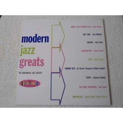 Modern Jazz Greats - The Continental Jazz Octette LP Vinyl Record For Sale