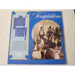 Temptations - Gettin' Ready LP Vinyl Record For Sale