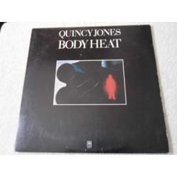 Quincy Jones - Body Heat LP Vinyl Record For Sale