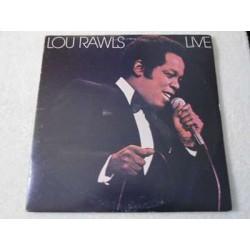 Lou Rawls - LIVE 2xLP Vinyl Record For Sale