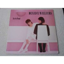 Deniece Williams - I'm So Proud LP Vinyl Record For Sale