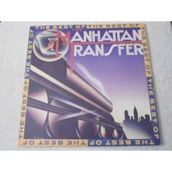 Manhattan Transfer - The Best Of Manhattan Transfer LP Vinyl Record For Sale