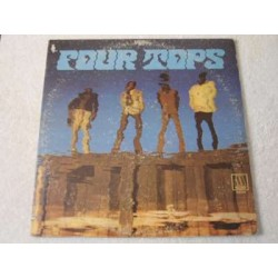 Four Tops - Still Waters Run Deep LP Vinyl Record For Sale