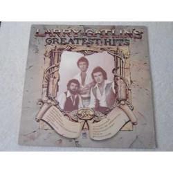 Larry Gatlin's - Greatest Hits LP Vinyl Record For Sale