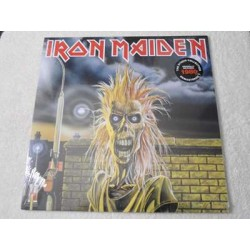 Iron Maiden - Self Titled LP Vinyl Record For Sale