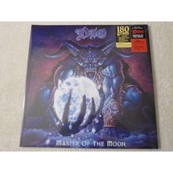 Dio - Master Of The Moon LP Vinyl Record For Sale