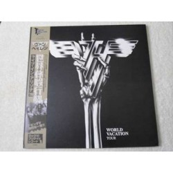 Van Halen - World Vacation Tour 2xLP Vinyl Record For Sale