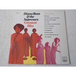 Diana Ross and the Supremes - Greatest Hits Vol 3 Vinyl LP For Sale
