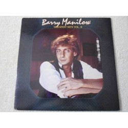Barry Manilow - Greatest Hits Vol. II LP Vinyl Record For Sale