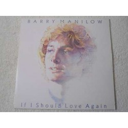 Barry Manilow - If I Should Love Again LP Vinyl Record For Sale