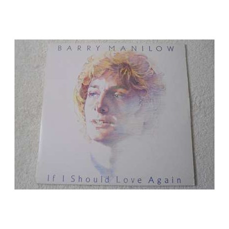 Barry Manilow - If I Should Love Again LP Sale
