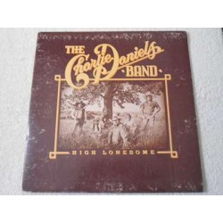 The Charlie Daniels Band - High Lonesome LP Vinyl Record For Sale