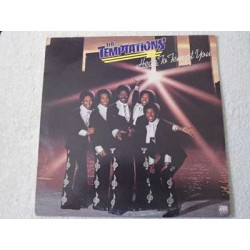 The Temptations - Hear To Tempt You LP Vinyl Record For Sale