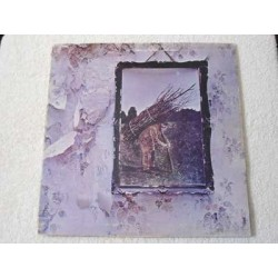 Led Zeppelin - Untitled IV Zoso Vinyl LP Record For Sale