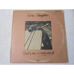 Eric Clapton - There's One In Every Crowd LP Vinyl Record For Sale