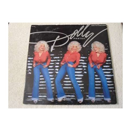 Dolly Parton - Here You Come Again LP Gatefold