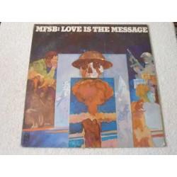 MFSB - Love Is The Message LP