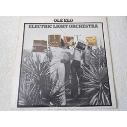 Electric Light Orchestra - OLE ELO LP Vinyl Record For Sale