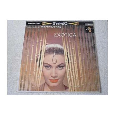 The Sounds Of Martin Denny - Exotica Vinyl LP For Sale